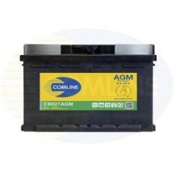 Akumuliatorius AGM COMLINE 80Ah
